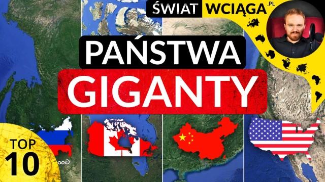 Największe państwa świata