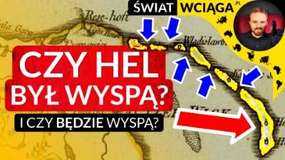 Czy Hel był wyspą?