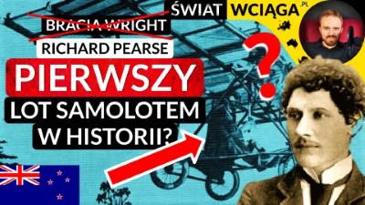 Richard Pearse – Pierwszy lot samolotem w historii