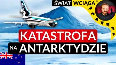 Erebus. Katastrofa lotnicza na Antarktydzie