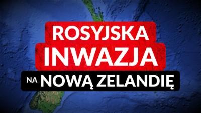 Rosyjska inwazja na Nową Zelandię