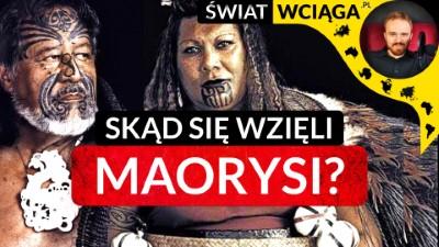 Skąd się wzięli Maorysi