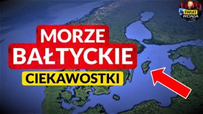 Morze Bałtyckie – ciekawostki
