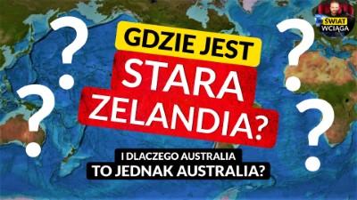 Gdzie jest Stara Zelandia?