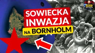 Sowiecka inwazja na Bornholm